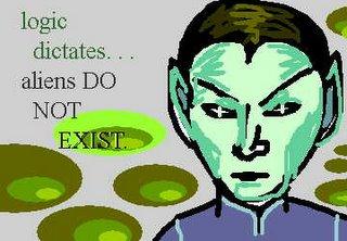 Aliens Do Not Exist