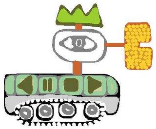 Exploring Tank
