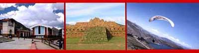 Lugares turisticos de Huamachuco
