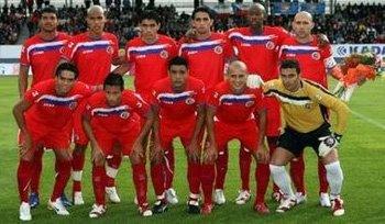 Seleccion Nacional de futbol de Costa Rica