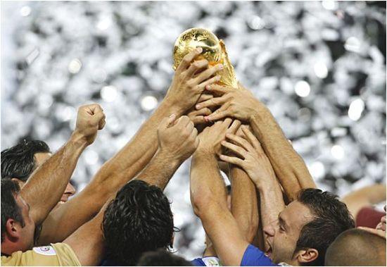 world champions italia