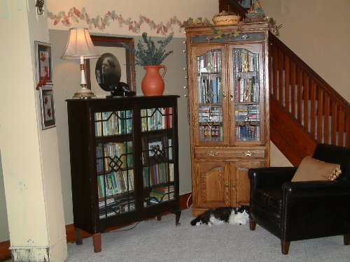 As I See It Now Rearranging Furniture On A Hot Summer Night