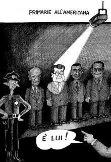 vignetta di Giannelli sul Corriere