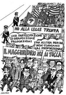 vignetta Giannelli Corriere