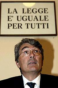 ministro Castelli