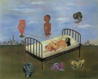 quadro di Frida Kahlo