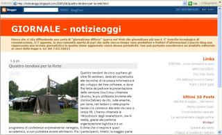 mio blog