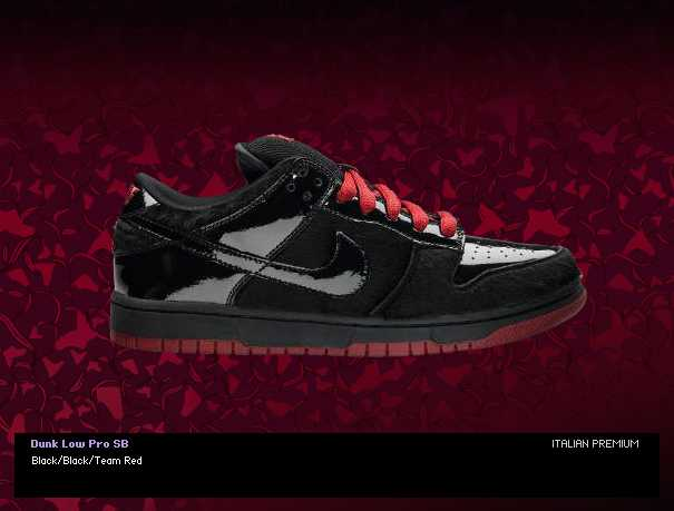 nike sb italian collection dont question kings