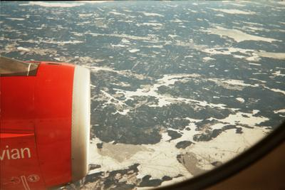Another Oslo flight photo
