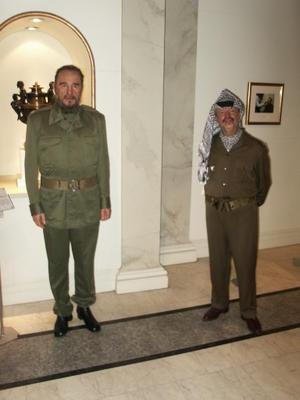 Old dictator, dead terrorist