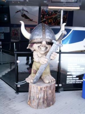 Holmenkollen troll