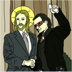 Corporate Jesus and O. Bonn