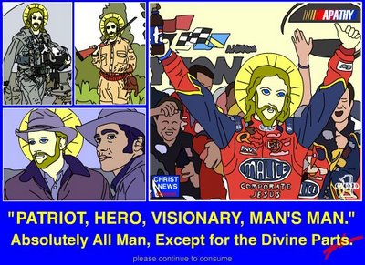 heroic jesus