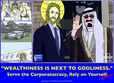 wealthiness in next to godliness