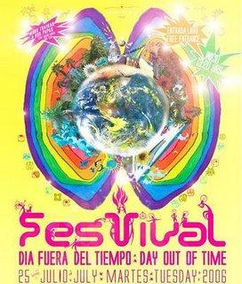 Festival : El Tiempo es Arte