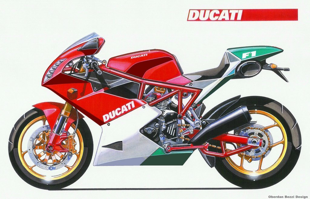Concept/design/photomontage sur R  Ducati%20F1%202