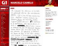 Visite o blog do Marcelo Camelo