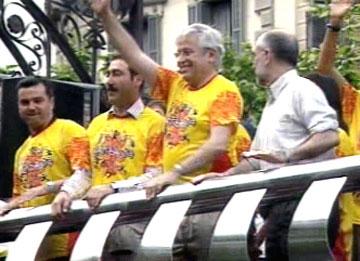 Barcelona city Joanclos-samba