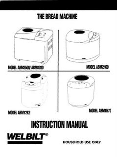 bakery operation manual Equipment safety manual guidelines for equipment safety title page contact our customer service department with any questions or concerns wwwmolinecom sales@molinecom 218-624-5734.