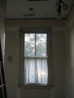 Before Master Bathroom Window