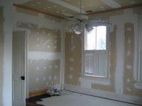 Before Northwest Corner of Master Bedroom