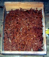 A Third Box of Iron Oxide