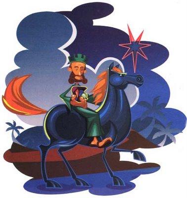 Reflexiones con farvelo el cuarto rey mago for El cuarto rey mago