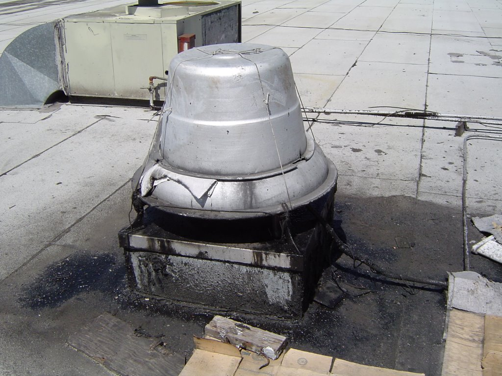 HVAC (Heating, Ventilation, Air Conditioning): June 2006 for Roof Kitchen Exhaust Fan  568zmd