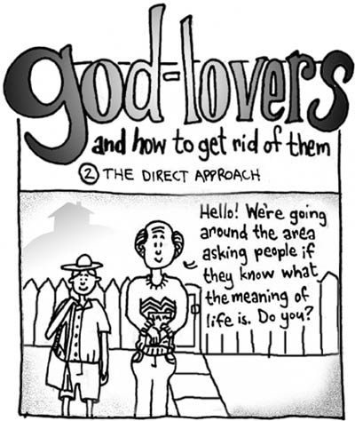 Comic of the Week: God Lovers #2