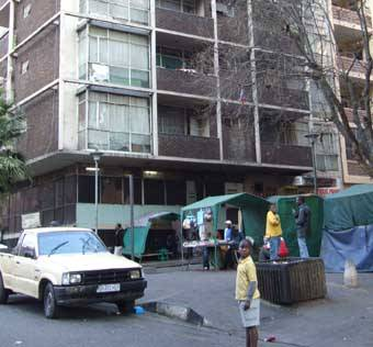 Above Goldreich Street Apartments Hillbrow