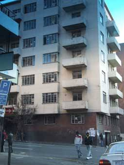 Above Apartments Cnr Claim And Van Der Merwe Streets Hillbrow