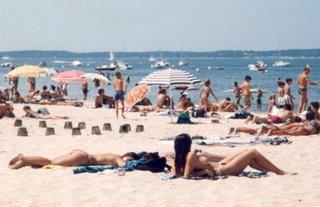Arcachon Beach