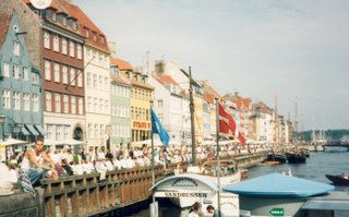 Noah at Nyhavn