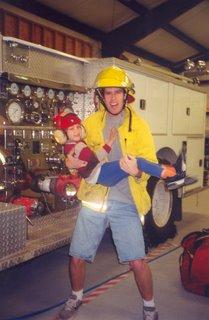 Noah as a Fireman?