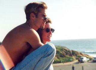 Noah & Allison at Moonlight Beach