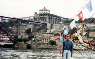 Noah in Porto, Portugal
