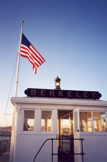 Berkeley Ferry in San Diego Harbor