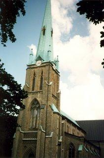 Church in Haga Nygata