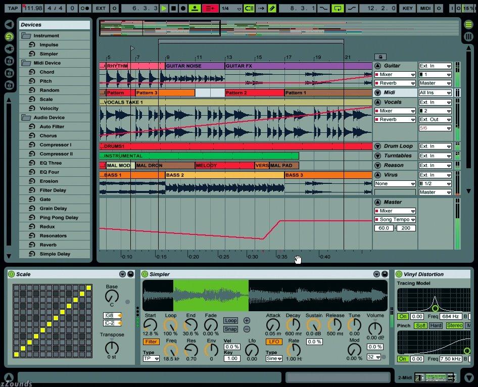 Ableton live 7 instrument packs download.