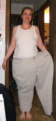 Kelli Half Her Size