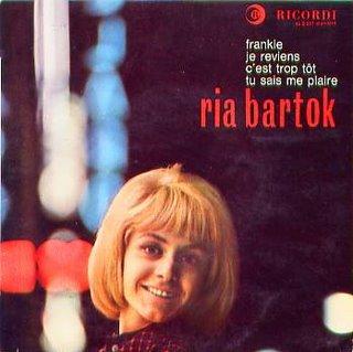 Ria Bartok See If I Care