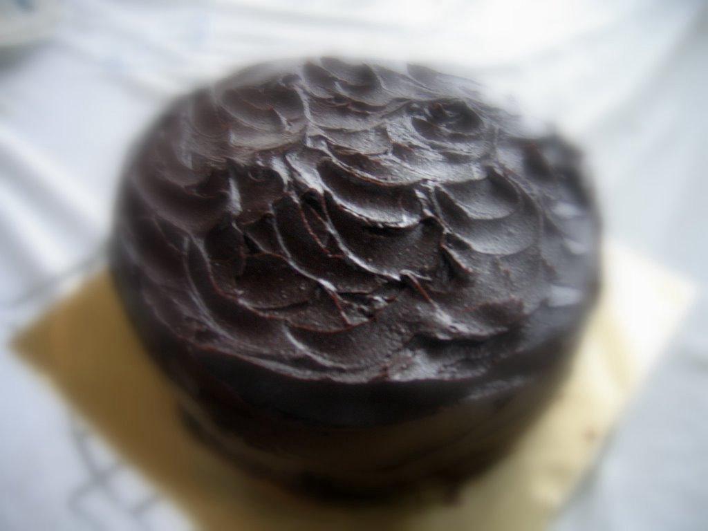 Nigella Bites Chocolate Fudge Cake
