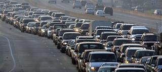 More than 1 million flee Houston