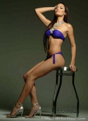 Miss Universe 2006 : Zuleyka Rivera Mendoza