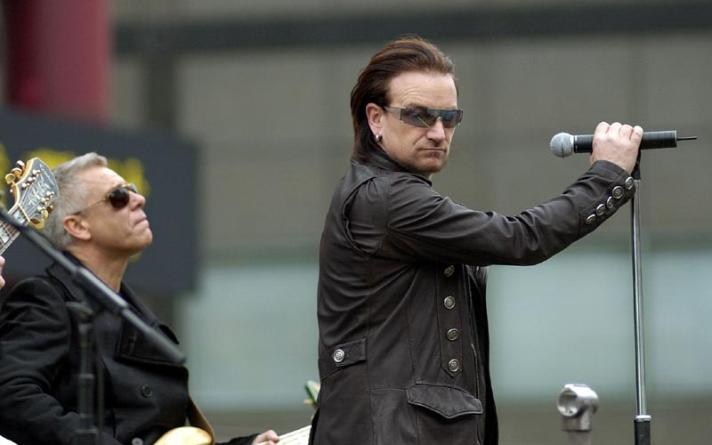 BONO de U2