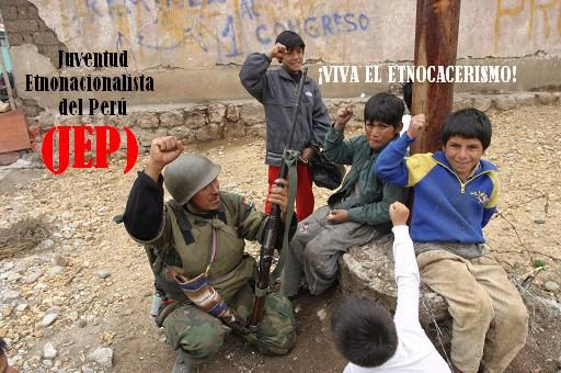 Reservistas etnocaceristas (link a su pasquín NUEVA GENERACION)