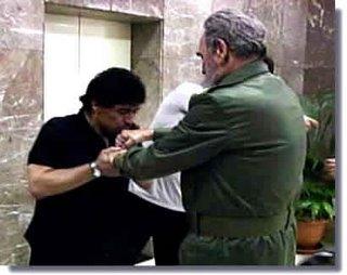 Maradona drogado