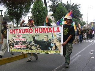 Reservistas hambrientos de Andahuaylazos