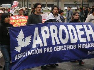 activistas pro Derechos.... Humalanos?