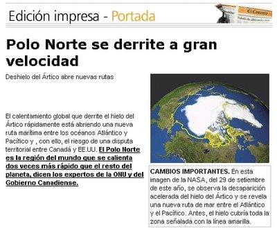 El Comercio 2-12-2005
